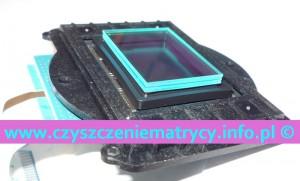 Czyszczenie matrycy info - Sony R1 Cmos sensor cleaning