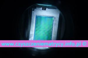 czyszczenie matrycy - nikon d70 ccd sensor lenspen cleaning